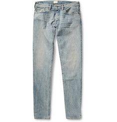 Simon MillerStraight-Leg Denim Jeans.  330