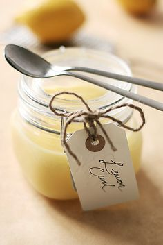 Lemon Curd Recipe and Gifting Inspiration.