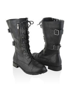 F21 Combat Boots