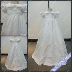Christening Gown Baptism Robe