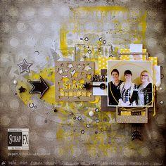Star Moment - Scrap FX - Scrapbook.com