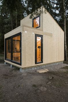 Résultats de recherche d'images pour « Woody15 – A Tiny Cross-Laminated Timber Cabin »
