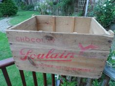 Old Vintage Traditional French Extra Large Wooden by VintageFoggy