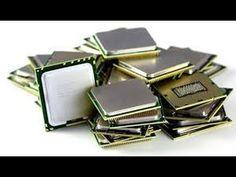 Microprocesadores - Historia, Evolución y Fabricación - YouTube