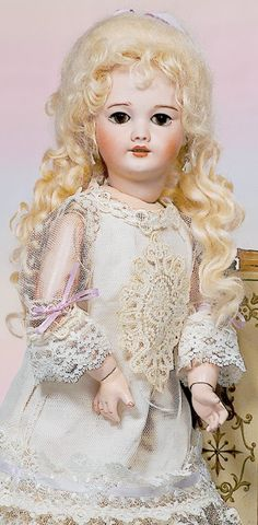 ~ French Bisque Doll ~