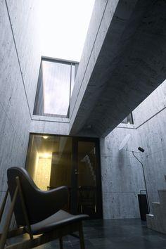Ando Azuma Row House on Behance