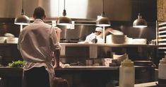 Cleaning Grease from Restaurant Establishments Opening A Restaurant, Restaurant Owner, Restaurant Equipment, Restaurant Kitchen, Cleaning Grease, Restaurant Cleaning, Cloud Kitchen, Wingstop, Restaurants