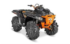 New 2016 Polaris Sportsman XP 1000 High Lifter Edition ATVs For Sale in South Carolina.