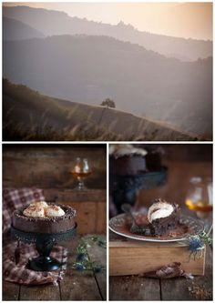{ ENCORE du chocolat ?!!! Ben… oui, pardon } | Saines Gourmandises Tea Lights, The Cure, Oui, Candles, Table Decorations, Healthy, Collages, Biscuits, Chocolate Fondue