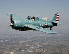 Grumman F4F Wildcat ~ BFD