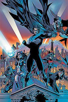 Batman: Battle for the Cowl - Wikipedia, the free encyclopedia