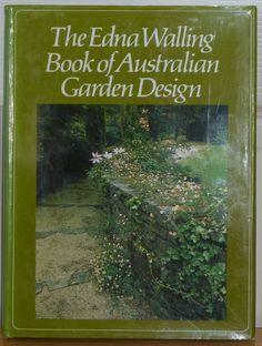 Edna Walling THE EDNA WALLING BOOK OF AUSTRALIAN GARDEN DESIGN 1980 VGC Vita Sackville West, Life Is Beautiful, Beautiful Gardens, Landscaping Ideas, Garden Landscaping, Garden Art, Garden Ideas, Australian Garden Design, Lenotre
