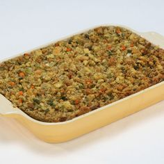 Thanksgiving Stuffing with Cornbread  #Thanksgiving #Stuffing