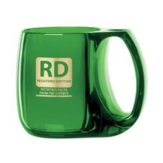 Scuplt a great look for any logo with this convenient and stylish mug!