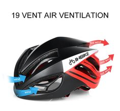 Cycling Bicycle Helmet with Magnetic Goggles
