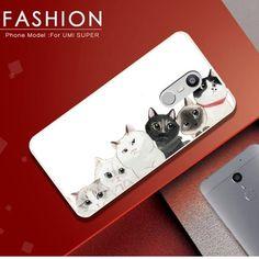 For Umi Super Case Brand Fashion Cute Hard Plastic Cover For Super Max Euro Edition Original Phone Cases Protection Cover Case