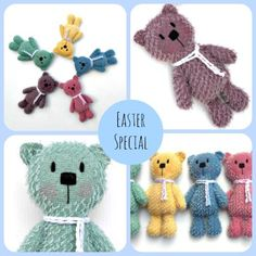 2014 Easter Special.  Bears $40 each and FREE shipping worldwide.  Limited number available