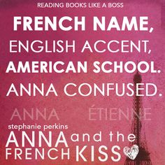 Read a sample chapter from Anna and the French Kiss by Stephanie Perkins  http://issuu.com/penguinteen/docs/anna-sampler