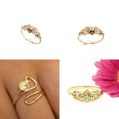 #jewelry #rings #bands #womensrings #delicatering #floralring #14kgoldring #ringsforwomen #victorianring #stonering #uniquering #solidgoldring #realgoldring #solid14kgoldring #zirconiaring #zirconiagoldring #14kgoldring #solid14kring #promisering #engagementring #realgoldring