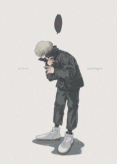 Manga Boy, Manga Anime, Parkour, Sad Wallpaper, Love Illustration, Manga Games, Book Fandoms, Anime Comics, Drawing Reference