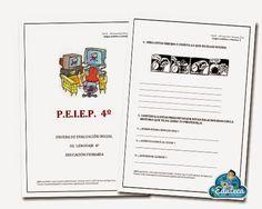 RECURSOS PRIMARIA | Evaluación Inicial de Lengua para 4º de Primaria ~ La Eduteca