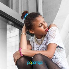 #Papanga – die #Haargummirevolution: Kein #Spliss, perfekter Halt, weniger #Ziepen! #Azurblau #RadiantOrchid #Lagune http://www.papanga.de