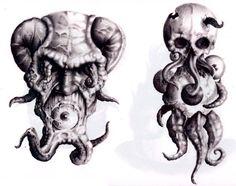 satanic demons tattoo - Szukaj w Google