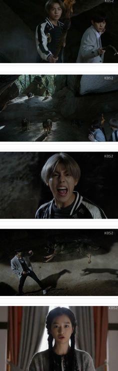 Added episode 4 captures for the Korean drama 'Moorim School'.