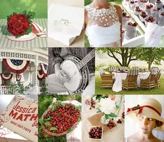 Cherry Oh! | Snippet & Ink, Daily Wedding Inspirations