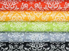 New Traditions Damask Fabric by Robert Kaufman