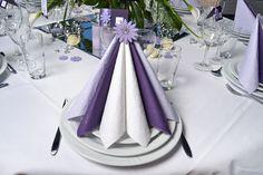 Lilla borddækning til konfirmation - serie Amalie