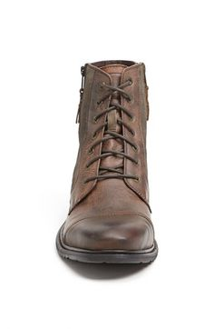 Kenneth Cole Reaction 'Hit Men' Cap Toe Boot available at #Nordstrom