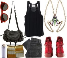 """""""#268"""" by kelly-m-o ❤ liked on Polyvore"""