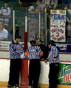 joindarkside » The 9 Best Spectator Signs Ever Held Up at a Sporting Event
