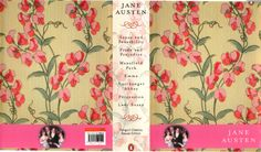 Miniature pink, Jane Austin book to print out for dollhouse around St-Valentine's Day