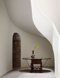 AXEL VERVOORDT'S DESIGN PHILOSOPHY An interior their firm designed for a home once owned by Picasso in Provence.