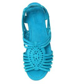 Jaipur Turquoise Sandal from Just Because