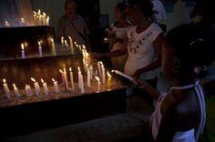 Iglesia de nuestra señora de la Caridad  Foto © Neige De Benedetti Fidel Castro, Cuba, Concert, Art, Mariana, Charity, Fotografia, Photos, Art Background