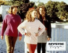 Mystic Pizza online. Download Mystic Pizza, Charming Man, New Wave, Good Movies, Ruffle Blouse, Cape Cod, Fantasy, Outfits, Tops