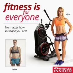 Bowflex Insider | Fitness is for Everyone |