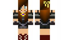 SKYDOESMINECRAFT!! wait....... maybe not...NO! its skydoesminecraft girl?  ohhhh well if u do not know who im talking about hes on youtube pretty famous and go sub to him and me i and him thank u for all of the support! bye guys luv u all keep in touch!!