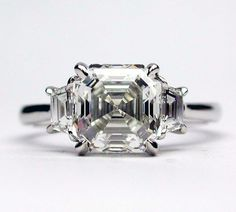 Royal Asscher. I want it.