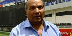 Popular Pakistani cricketer Intikhab Alam
