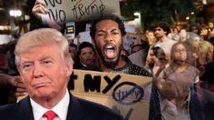 Ο Σόρος πίσω από τις διαδηλώσεις κατά του Τραμπ