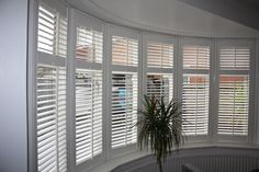 blinds bay window - Google Search