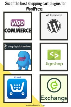 The six best free shopping cart plugins for WordPress  Are you looking to build an online store? Want to know which is the best WordPress eCommerce plugin?  There are plenty of WordPress eCommerce plugins in the market. But not all of them have the essential set of features you would need to start your eCommerce site. Some eCommerce plugins are good for selling digital goods like eBooks, photos, music, etc. While others are better suited for selling physical goods that need shipping and…
