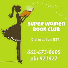 Why do I love Fridays so much?  It's not because the weekend is coming.  It's because it's Book Club Friday on the Super Women Connection Daily Teleseminar. Tune in today as we continue to read the amazing book called The Power of Charm.   Also the Super Women have a huge announcement we want to share with you so you MUST dial in today as we are very excited to share the news with ya!  I am excited for the call!! Weekend Is Coming, Super Women, Very Excited, Announcement, Good Books, Connection, Friday, Club, My Love