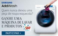 Amostras e Passatempos: Passatempo Samsung & Skip by La Redoute