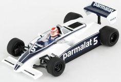 Brabham-Ford-BT49C-Nelson-Piquet-Winner-Argentina-GP-1981-1-43 F1, Diecast, Cars, Model, Ebay, Argentina, Autos, Scale Model
