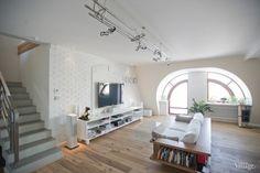 Двухъярусная квартира на Смирнова-Ласточкина